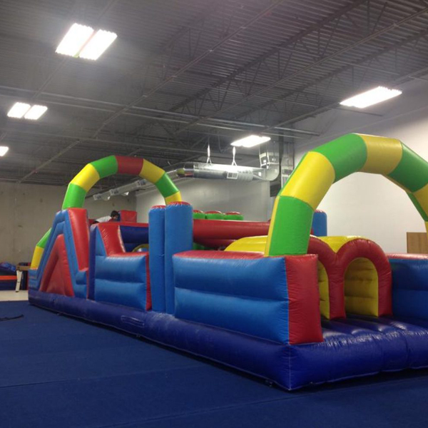 Bounce House FUN at Gym-Fit Sports