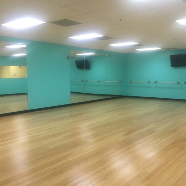 Dance Studio at Gym-Fit Sports