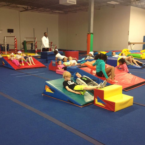 Gym-Fit Sports where children to grow, learn, move and have fun!
