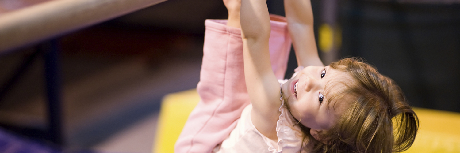 Gym-Fit Preschool Gymnastics